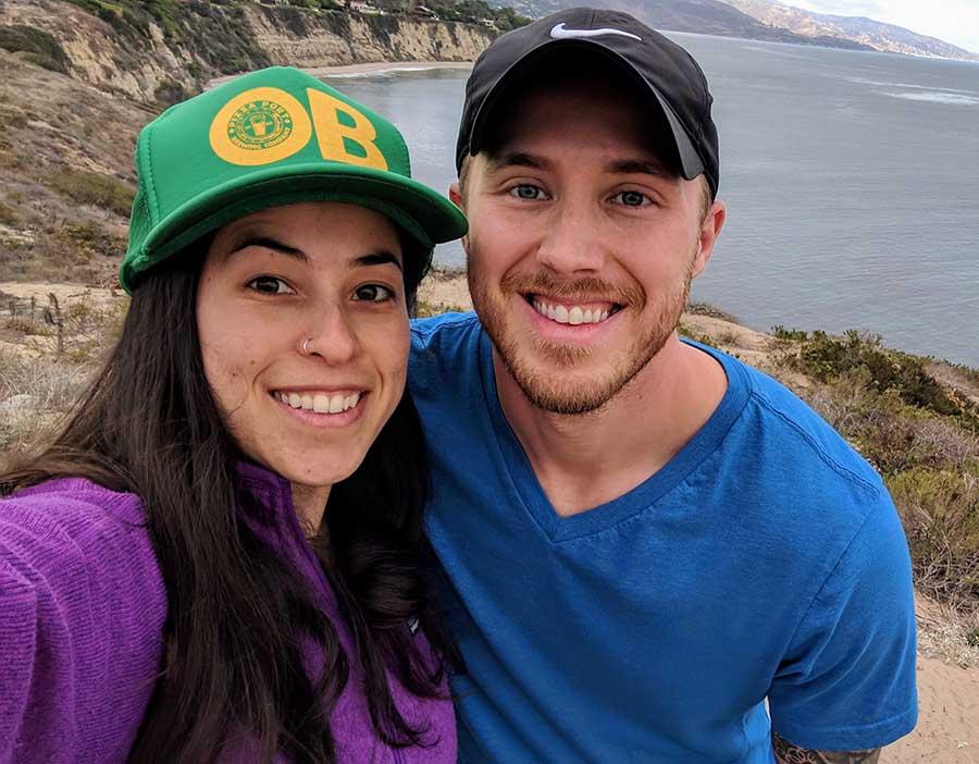 Hi! We're Tyler + Susan